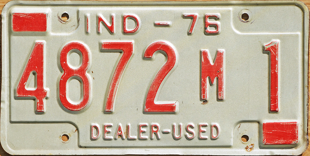 1976 Used Car Dealer