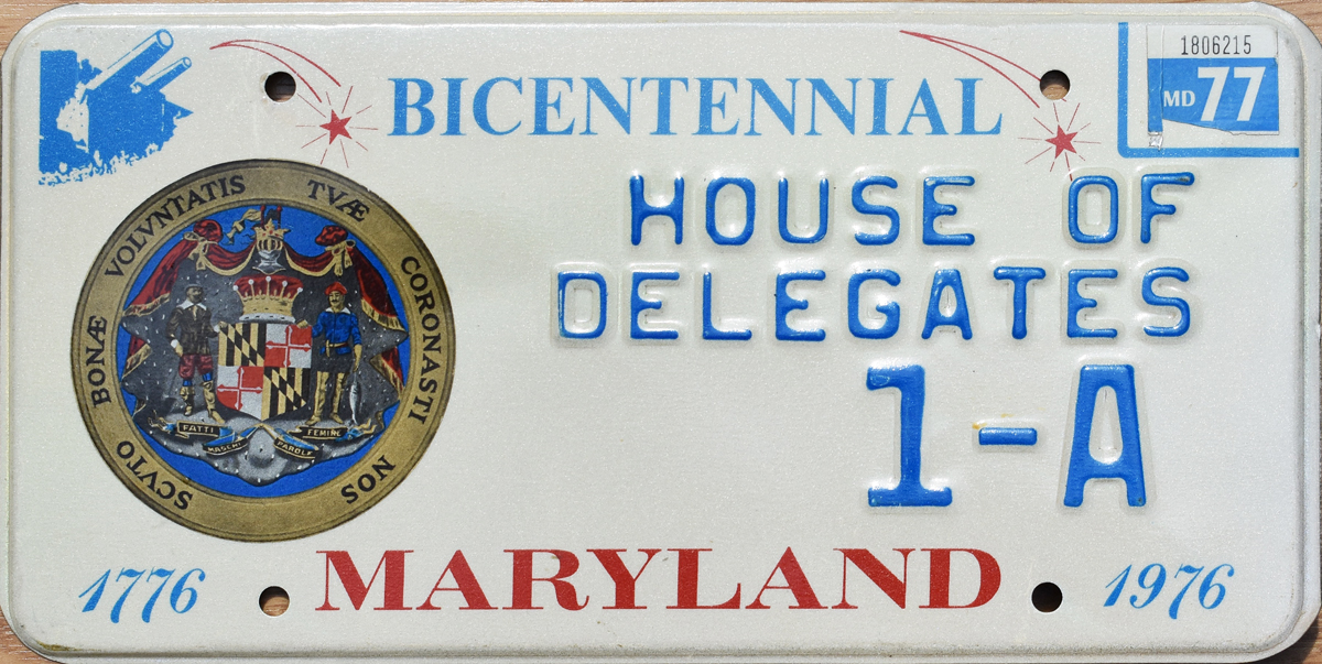 MD 77 House of Delegates