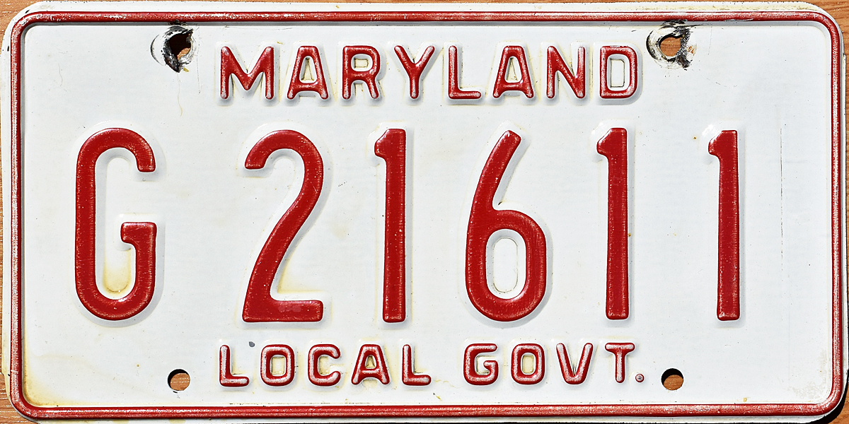 MD 76 Local Government
