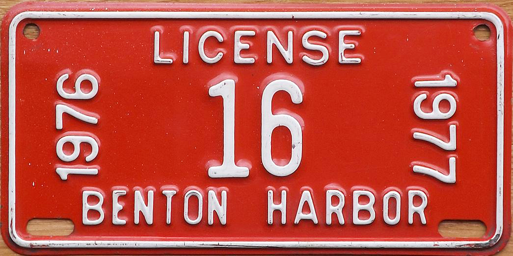 Old Michigan License Plate Values - Best Plate 2018