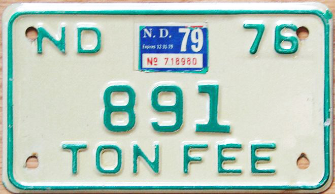 ND 79 Ton Fee