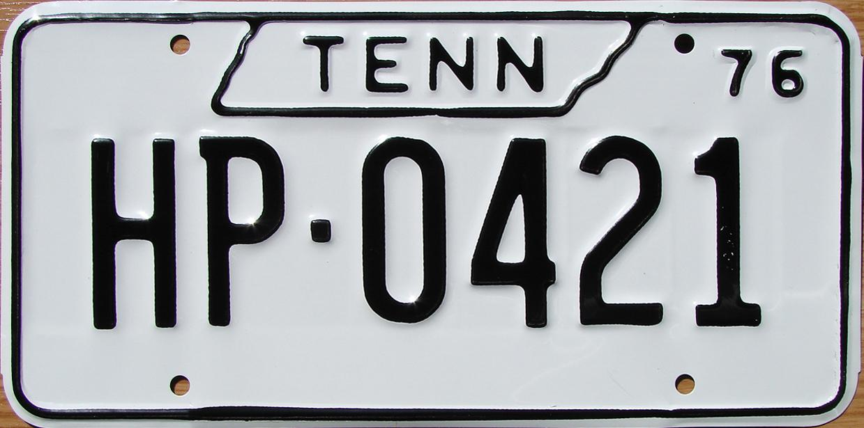 76 Tennessee