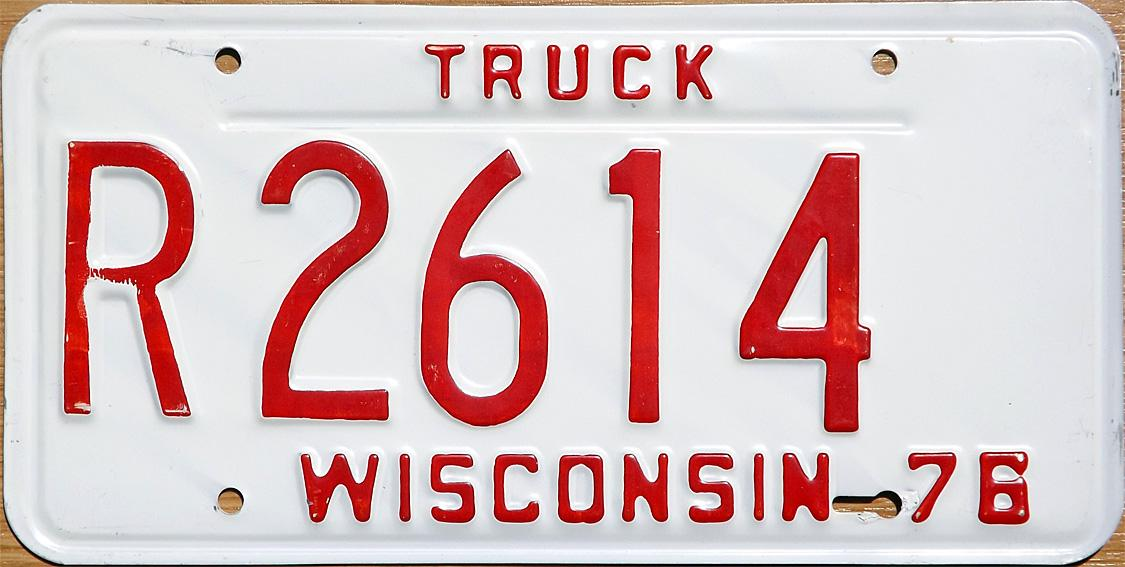 WI 76 Truck