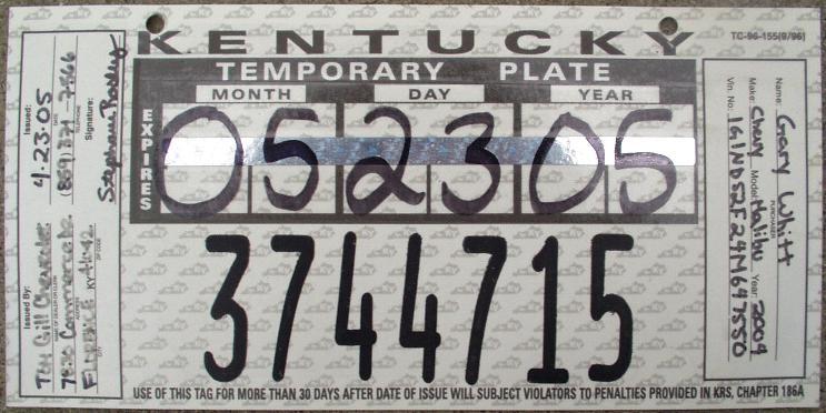 kentucky   the bluegrass state