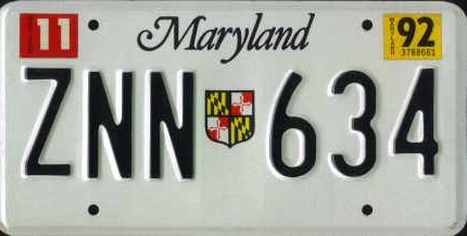 Maryland...Treasure th...