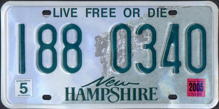 New Hamsphire...Live F...