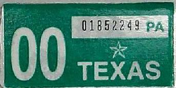 Pa State Inspection >> Texas...The Lone Star State