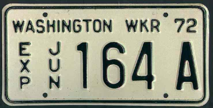 WA 72 Wrecker