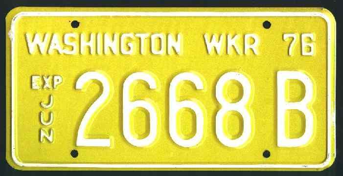 WA 76 Wrecker
