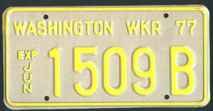 WA 77 Wrecker