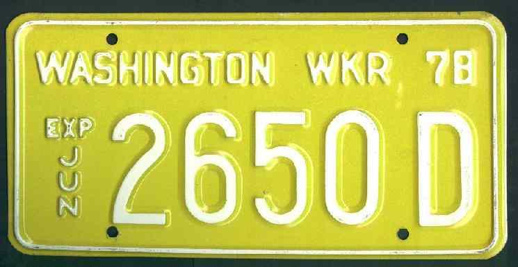 WA 78 Wrecker
