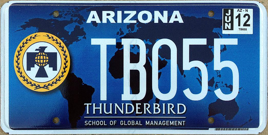 Temporary vehicle registration az vehicle ideas for Third party motor vehicle division