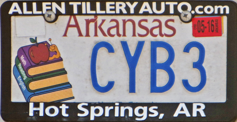 Arkansas Y2K