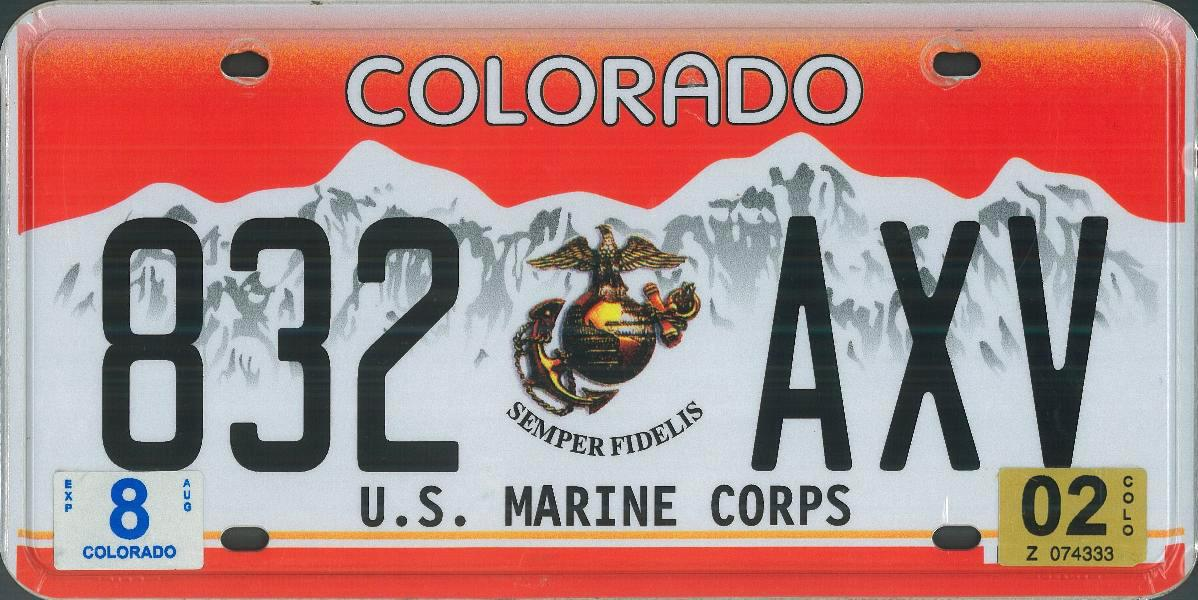 States Using Digital Replicas of Embossed License Plate Fonts