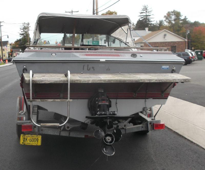 Boat trailer license plates ontario
