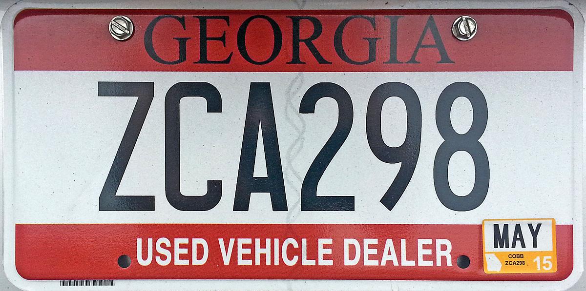 Alabama Department Of Revenue Used Car Dealer License