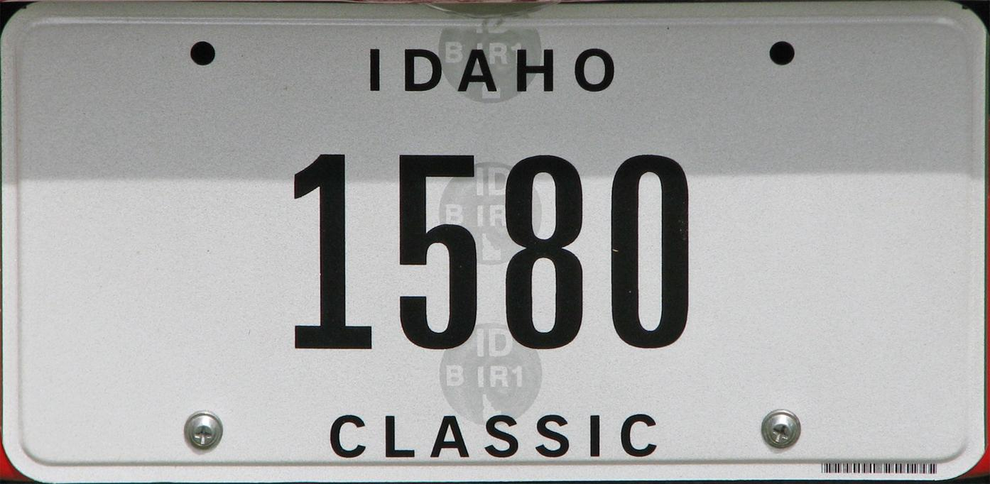 California Historic License Plates And Registration Mye28