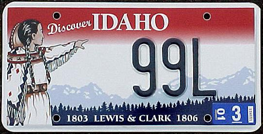 1803 Lewis and Clark Expedition