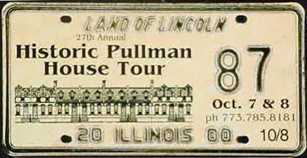 Historic Pullman House Tour
