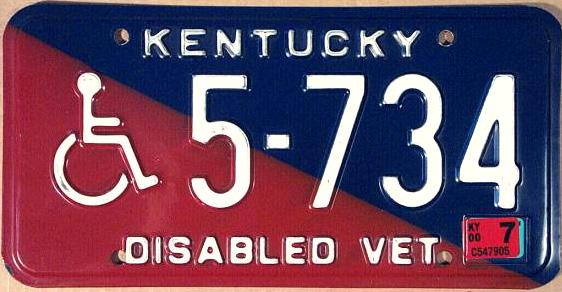 2000 Disabled Vet