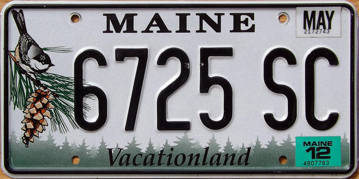 Which state(s) do you think has the best looking license plates ...