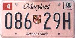 MD 2000 School Vehicle