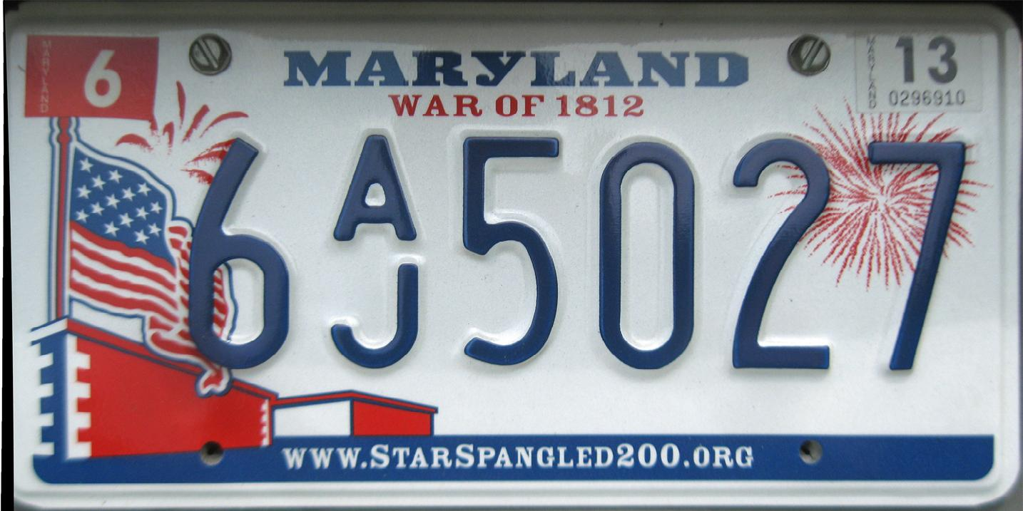 Best and Worst U.S. License Plates