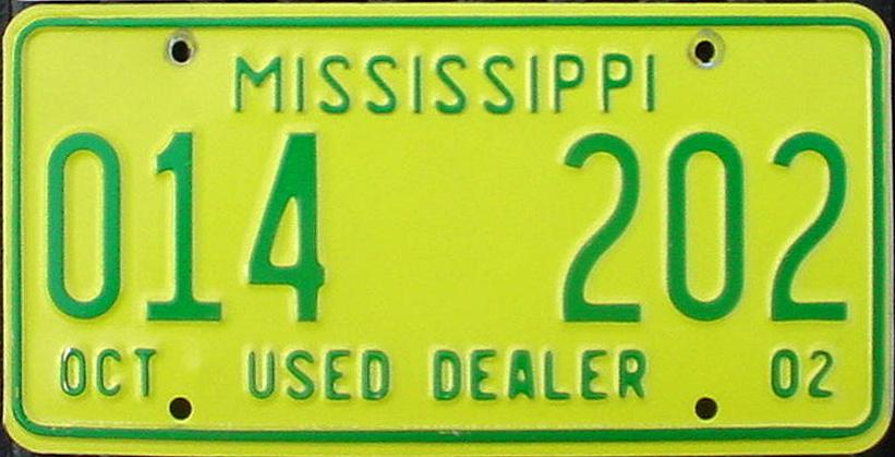 How To Get Mississippi Used Car Dealer License