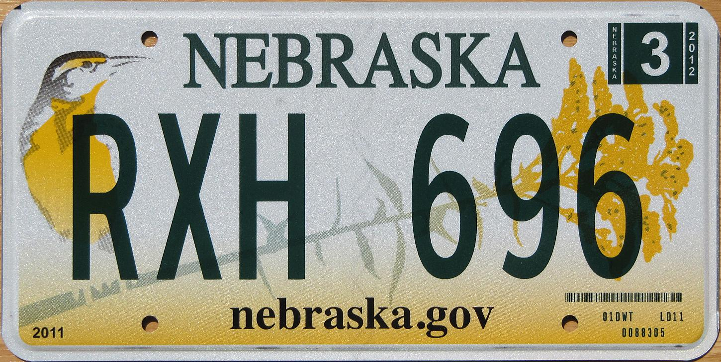 Outdated - [0.4.3 ONLY] Custom United States license plates ...
