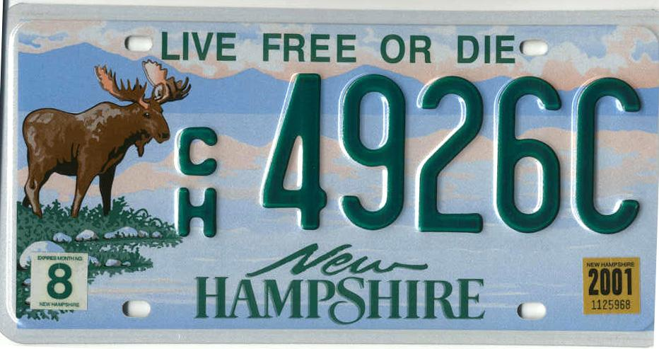 New Hampshire Y2k