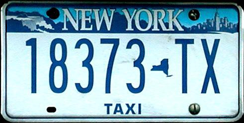 how to buy a taxi plate