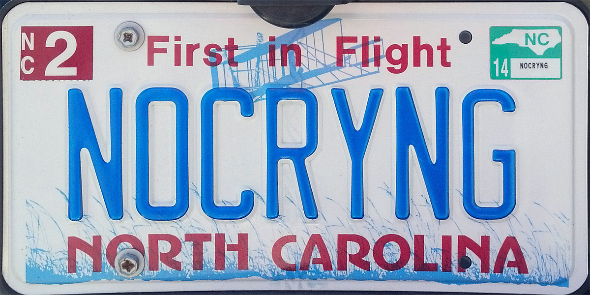 North Carolina State TAG
