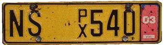 NS 2003 Public Passenger