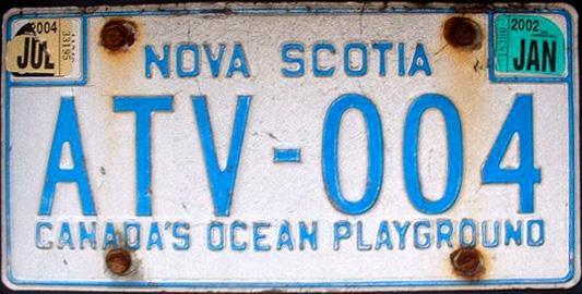 NS 2004 TV Truck