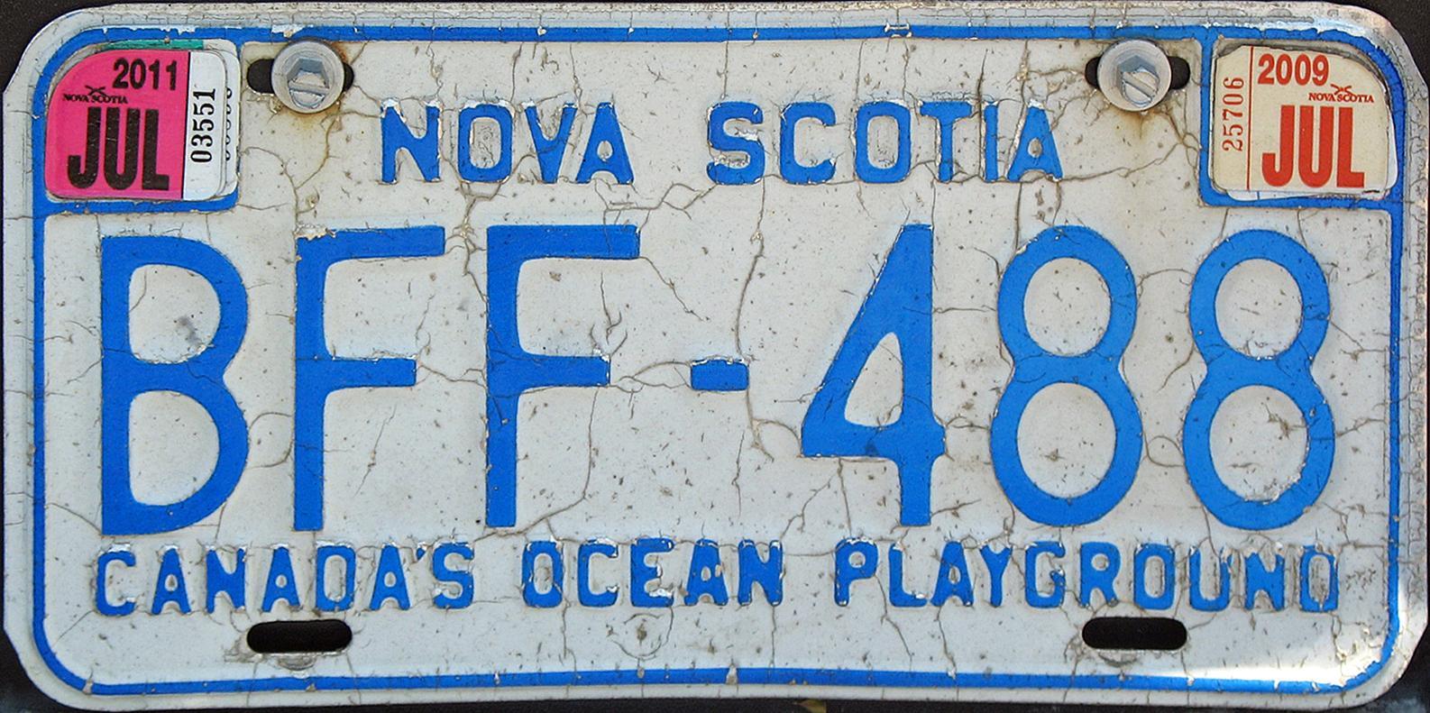 Nova Scotia Y2K