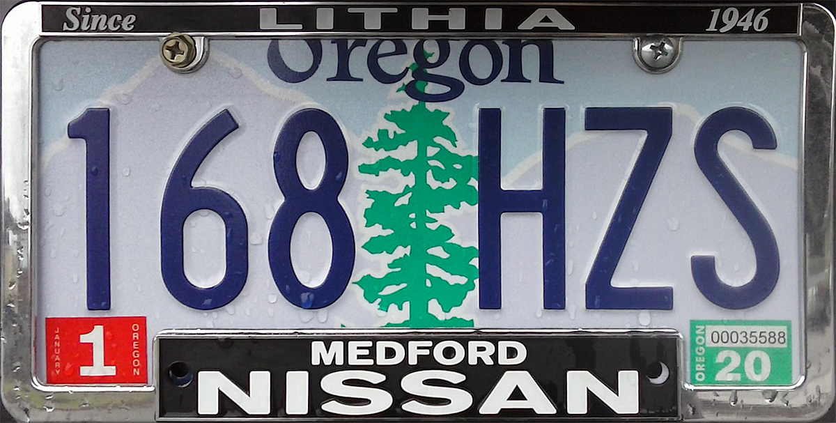 Oregon 3 Y2k