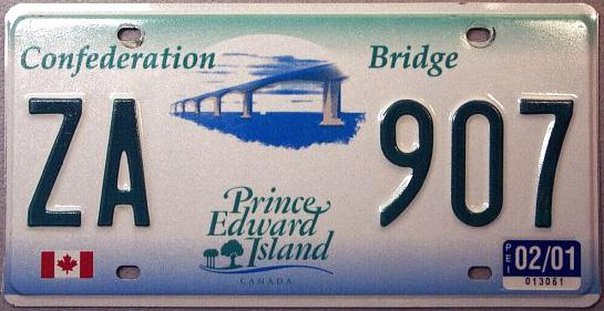 PEI 2001 Bridge
