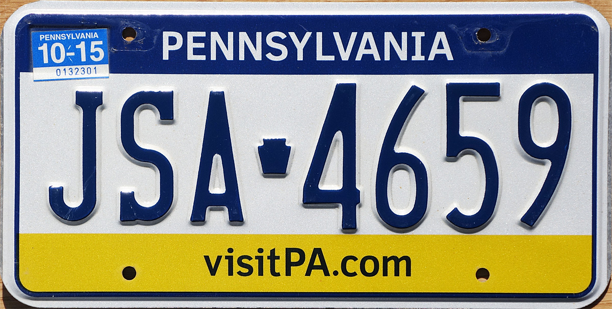 Pa Car Registration