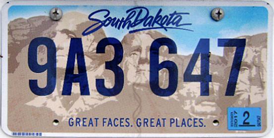 South Dakota 2 Y2k