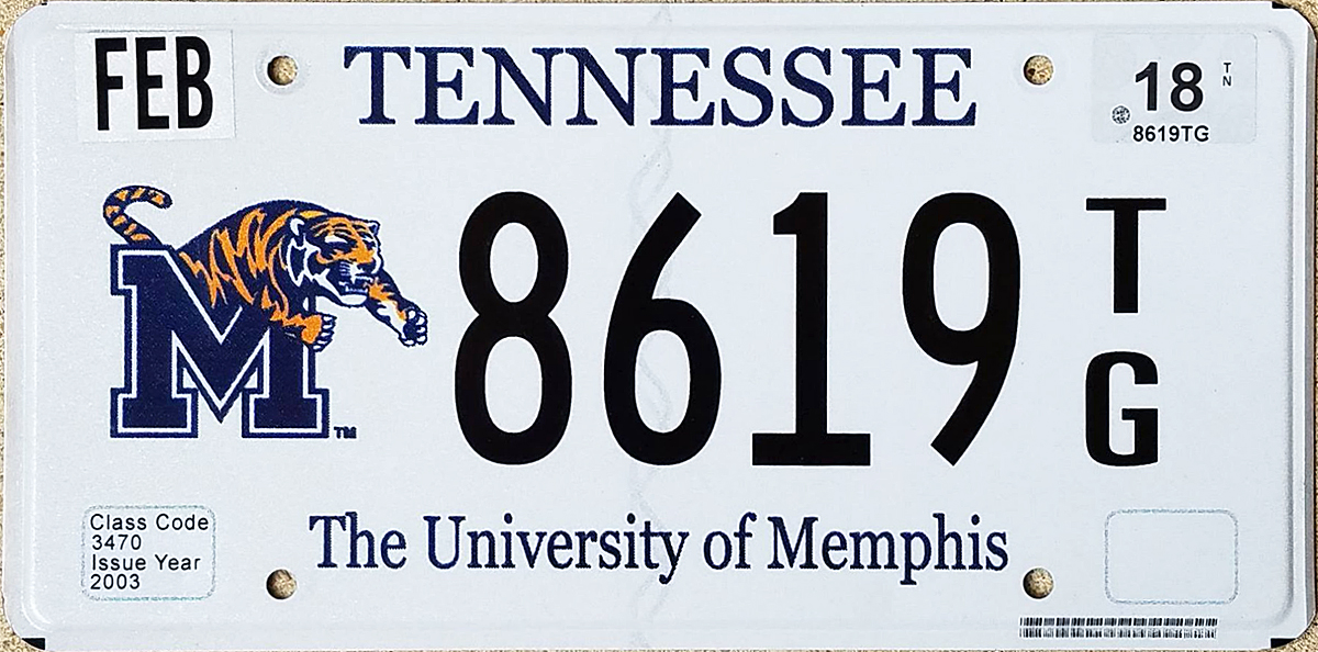 Tennessee 3 Y2K