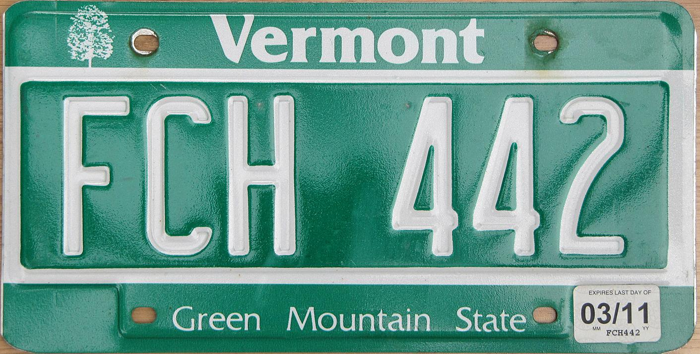 Vermont y2k for When does fishing license expire