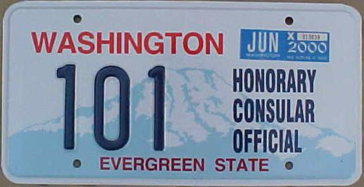 Washington y2k for Consul license