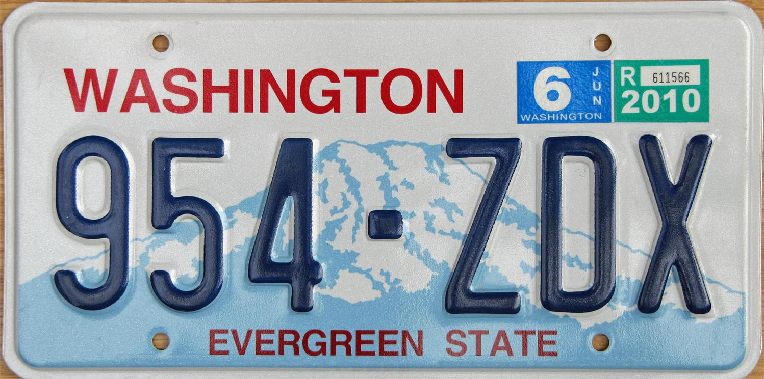 Which state(s) do you think has the best looking license plates? and ...