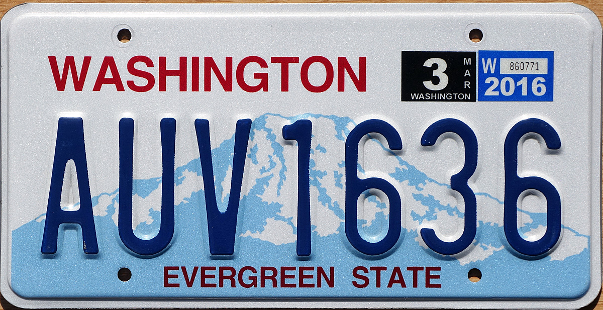 Washington state vehicle licensing vehicle ideas for Washington state fishing license cost